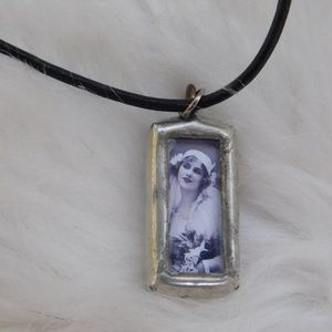 """Vintage inspired """"Bride to Be"""" Necklace"""